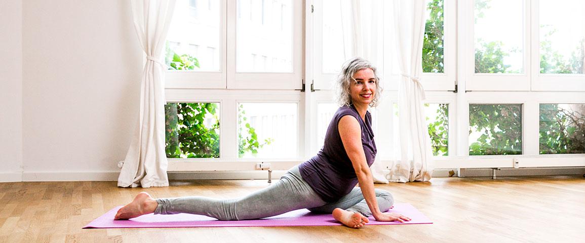 Mit Yoga Körper, Geist und Seele harmonisieren