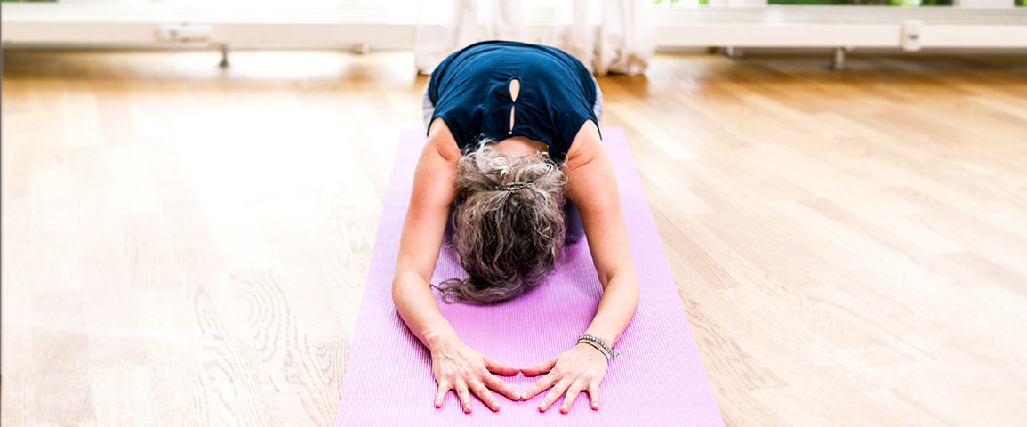 Yoga-Lehrerin in Potsdam